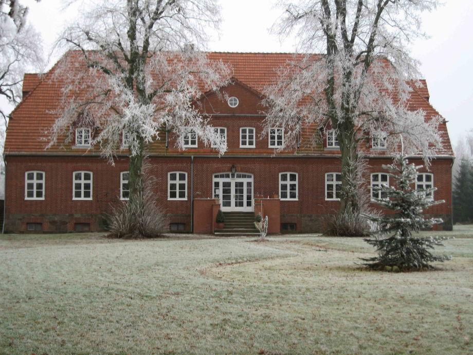 Winterzauber in Luckwitz