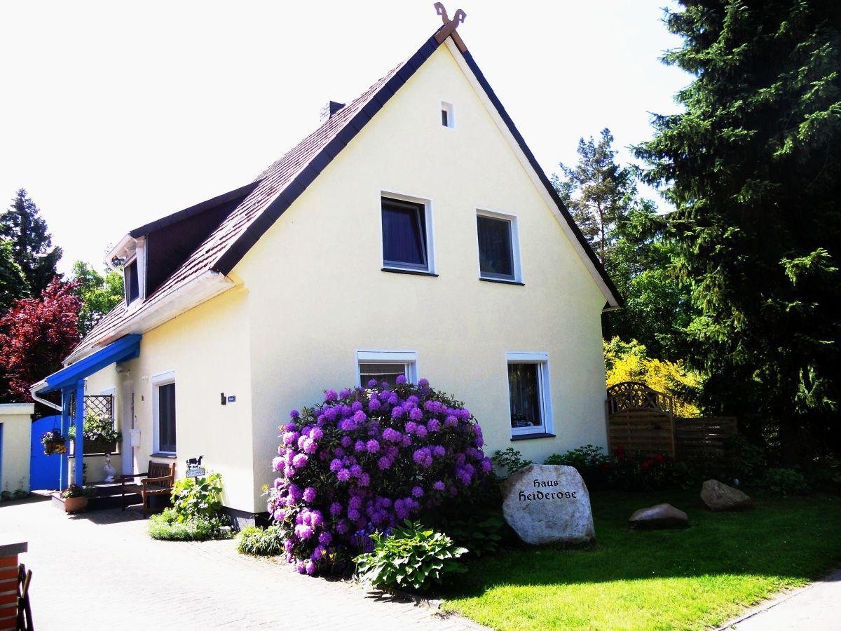Ferienwohnung Haus Heiderose, Lüneburger Heide, Weltvogelparkregion ...