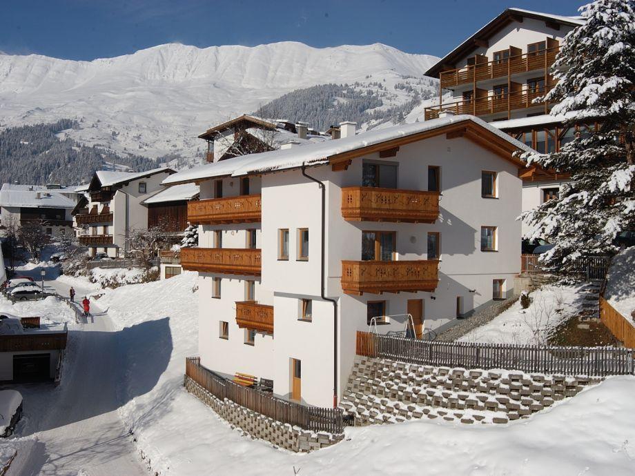 Haus Notburga im Winter