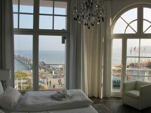 Exklusive Ferienwohnung im Strandschloss Binz