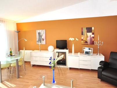 Haus Concordia WH1 Süd-Balkon - Stellplatz und Internet