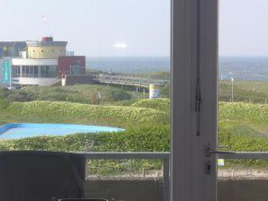 Ferienwohnung 21 - FeWo mit Meerblick - Südbalkon - Haus Seeblick