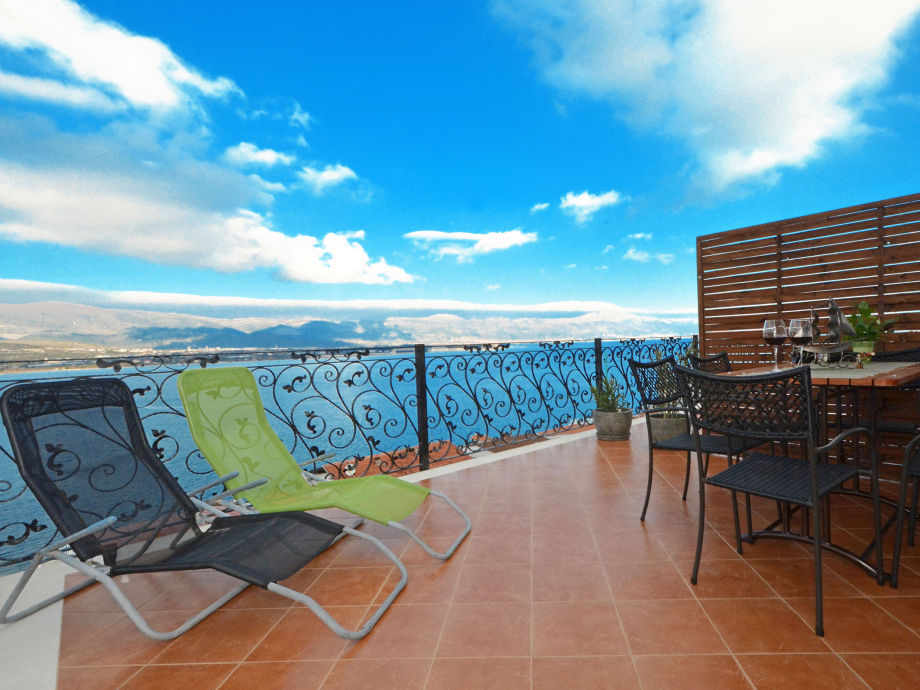 Terrasse 15 m²