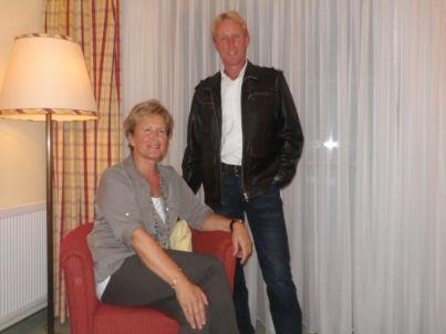 Ihr Gastgeber Elisabeth und Erhard Hollin