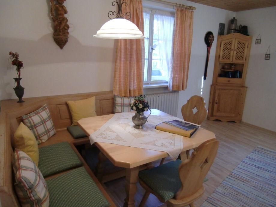 Ferienwohnung 2 im Haus Bella Bavaria, Oberbayern - Frau ...