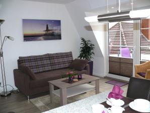 Ferienwohnung Stahlmann - Strandnah mit 1A-Komfortausstattung