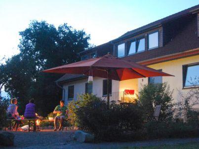 Müritz im Naturferienhaus Mecklenburg