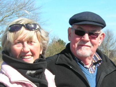 Ihr Gastgeber Erika und Gerhard Höpner