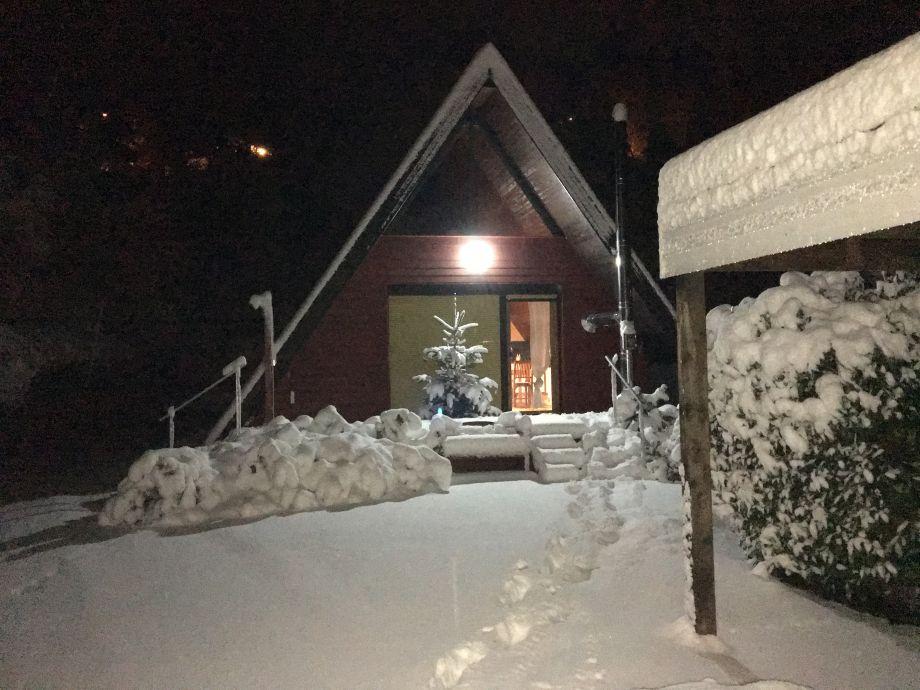 Winter in der Nordeifel