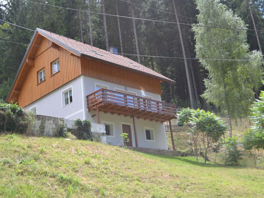 Willkommen beim Ferienhaus Stückler Waldenstein 2