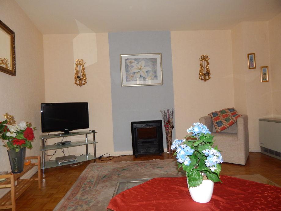Erdgeschoss Wohnzimmer mit WiFi