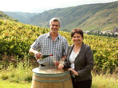 Ihr Gastgeber Martin und Petra Andrae