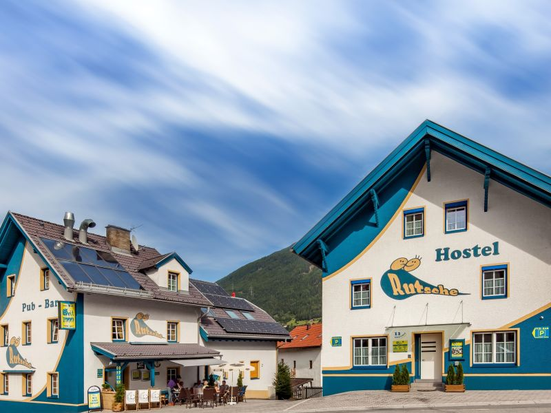 Holiday apartment Rutsche Hostel