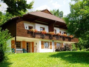 Ferienwohnung Jagawinkel - Schloss Wasserleonburg