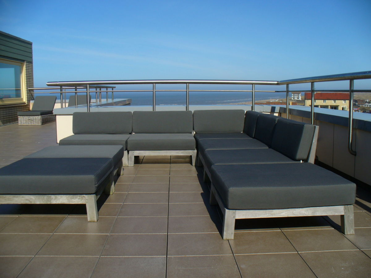 Ferienwohnung The Penthouse Nord Holland Bergen aan Zee