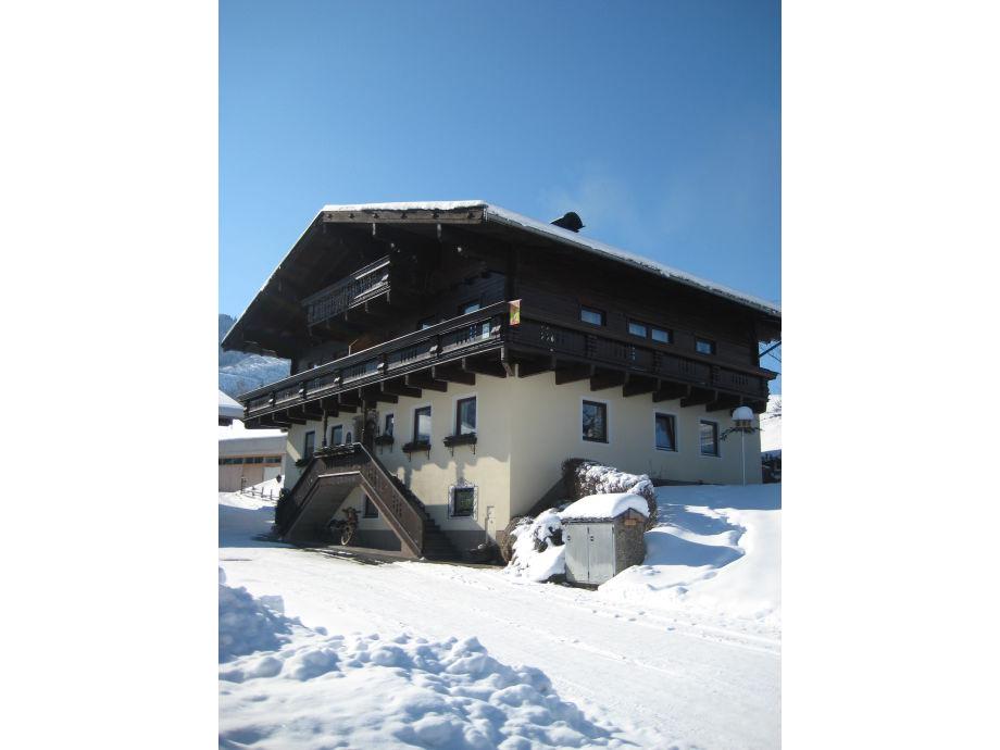 Haus Strohhof Winter