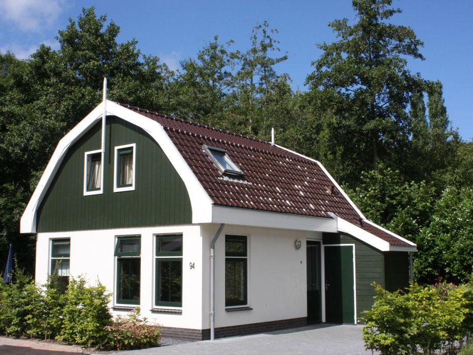 Das Ferienhaus im Grünen