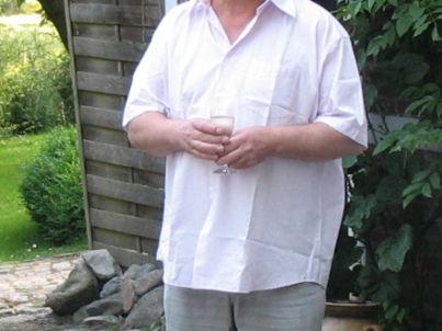 Ihr Gastgeber Klaus Kröger