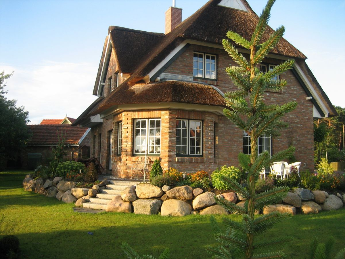 Landhaus wittenbeck ostsee bad doberan umgebung for Casas de campo hermosas