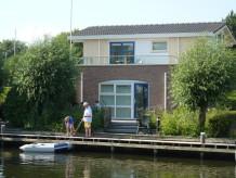 Ferienhaus Wasservilla Lisdodde