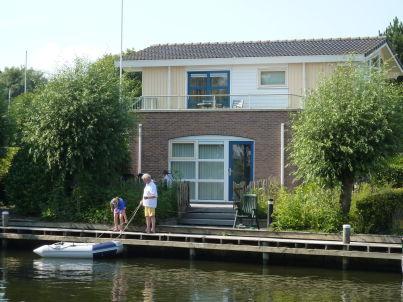 Wasservilla Lisdodde