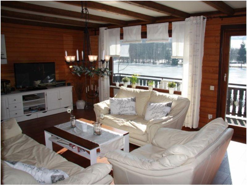 Ferienwohnung am See mit Seeblick OG