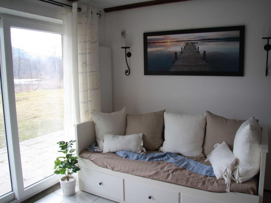 Wohnen und Schlafen mit Kindern u. eigener Terrasse