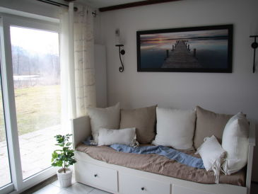 Ferienwohnung am See mit Seeblick EG rechts