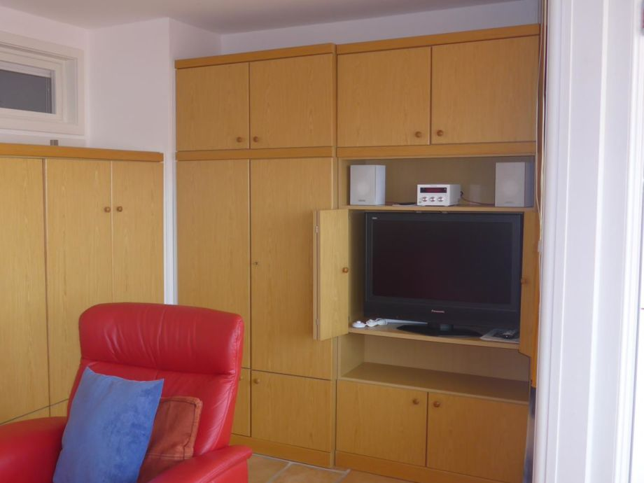 ferienwohnung 80 ii fewo mit meerblick nordbalkon. Black Bedroom Furniture Sets. Home Design Ideas
