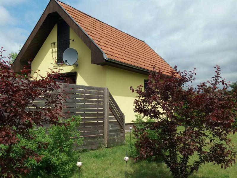 Ferienhaus im Oderbuch