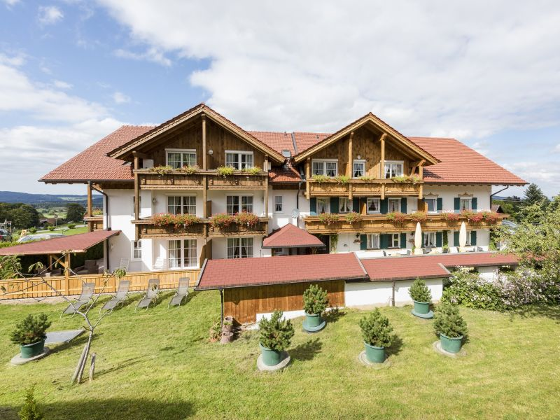 Ferienwohnung 12 - Hotel für Kur-, Gesundheit und Wellness - Waldruh