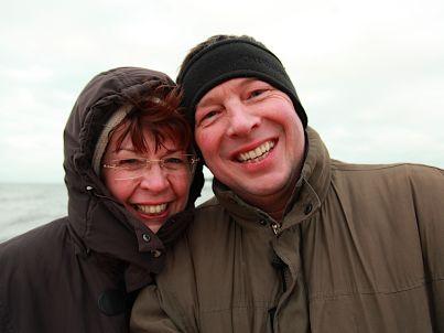 Ihr Gastgeber Franz und Ulrike Michiels-Corsten