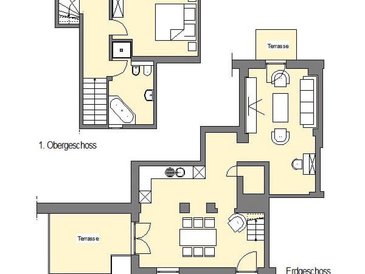 apartment pfaffenstein im haus brunnenhof papstdorf frau brigitte kirschner. Black Bedroom Furniture Sets. Home Design Ideas