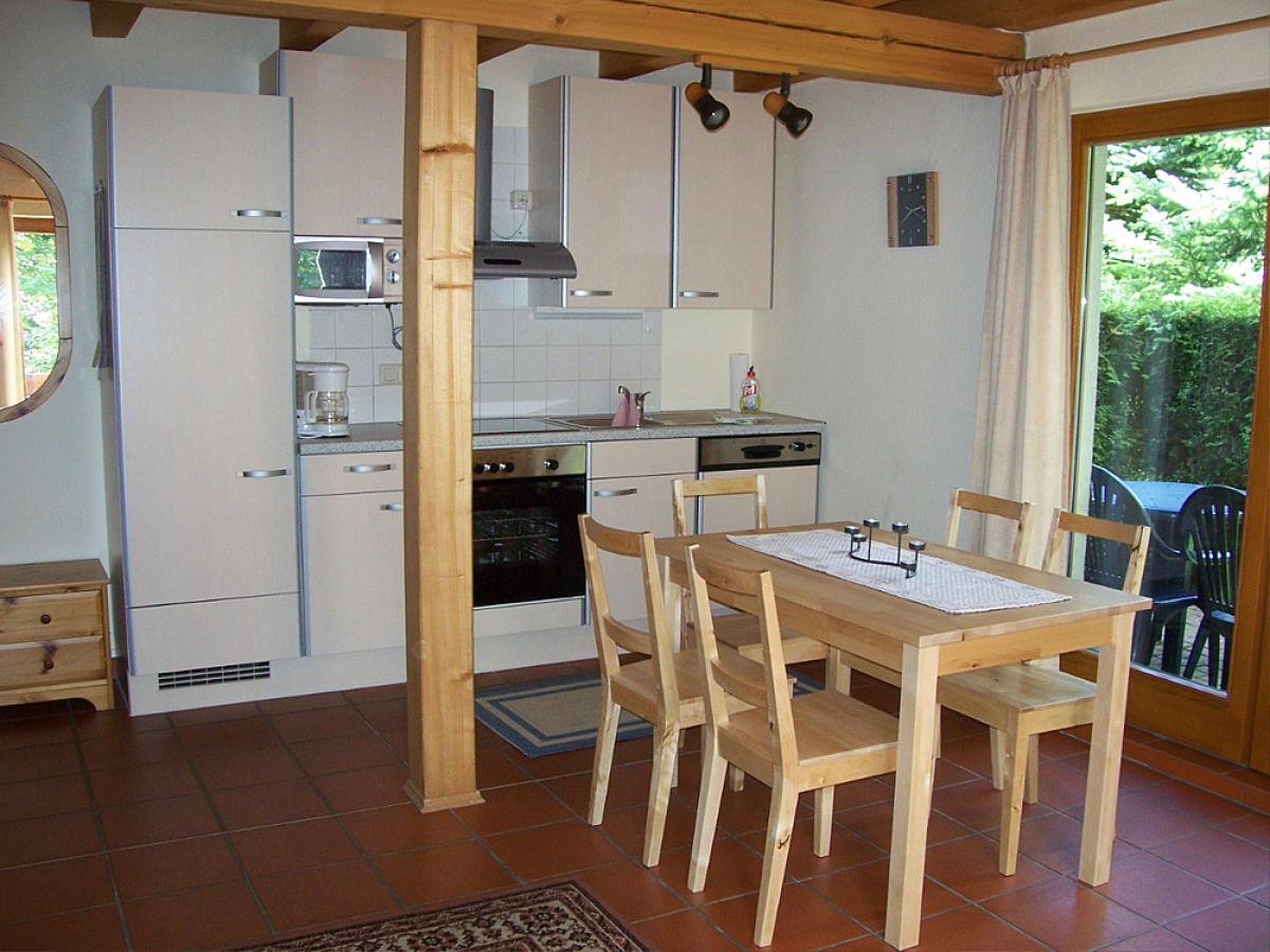 """Küchenzeile Ferienwohnung ~ ferienwohnung""""ost"""" im ferienhaus""""keilbergblick"""", kurort oberwiesenthal, erzgebirge, sachsen"""