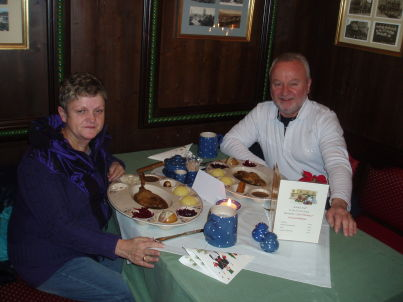 Ihr Gastgeber Ingrid u. Manfred Kuhn