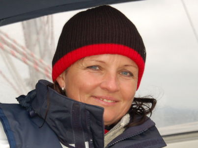 Ihr Gastgeber Harriet Krzyzowski