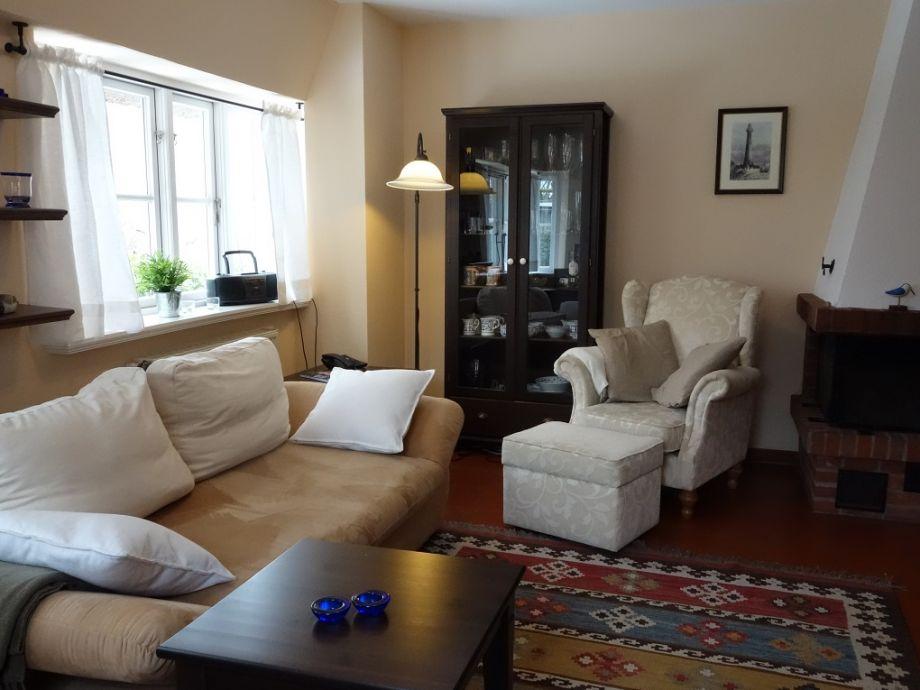 Ferienwohnung pastoratshof wohnung 5 nordseeinseln for Ohrensessel und sofa