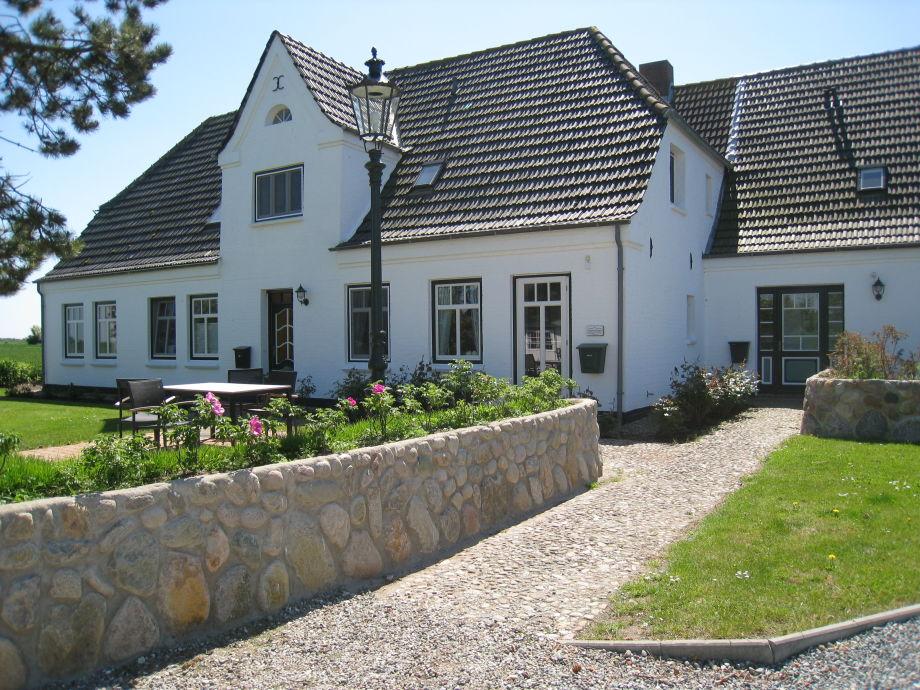 Das Haus 9 auf dem Deichhof in Dunsum