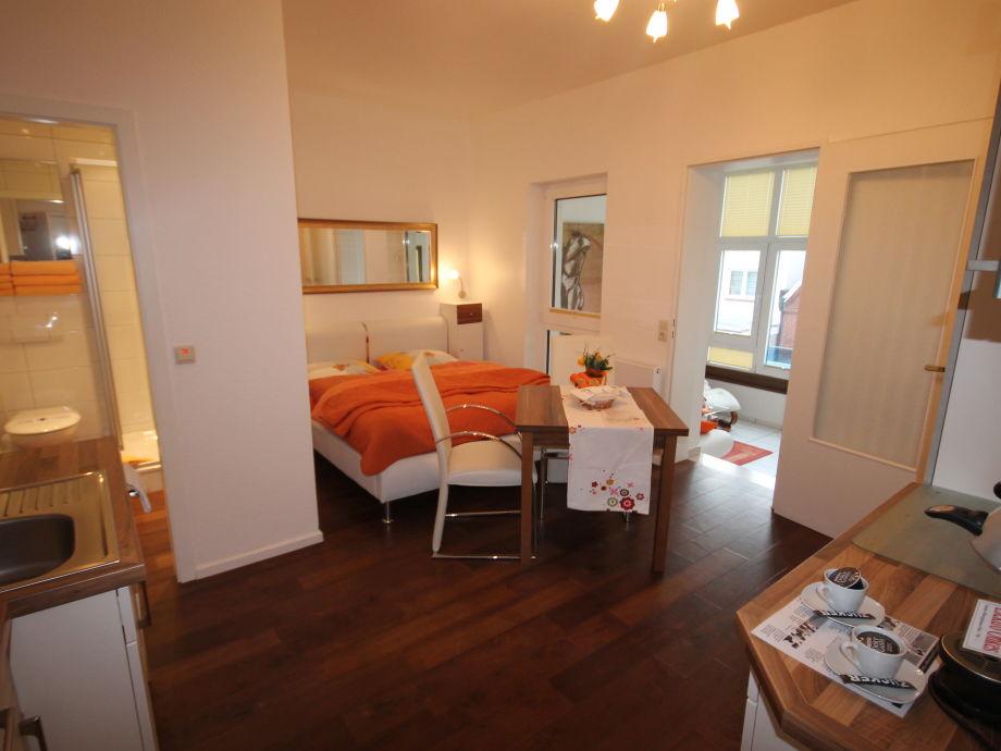 Ausstattung Komfort-Appartement-Haus Regini