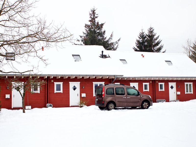 "Ferienhaus Blockhaus ""Hakon"""