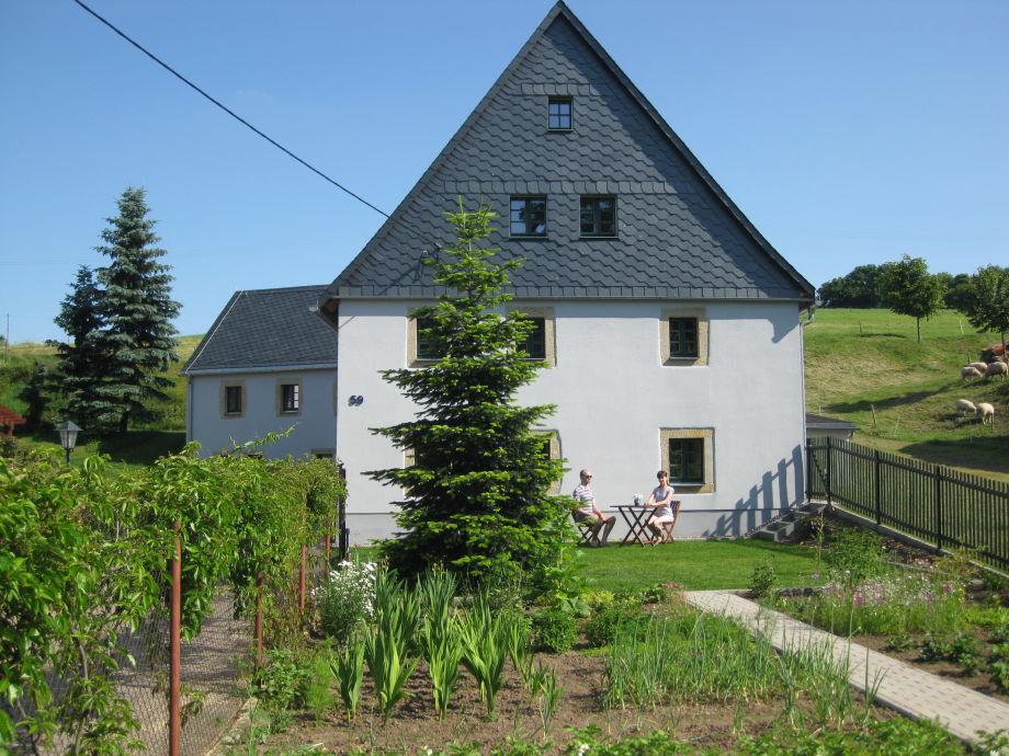 Liegewiese + Garten