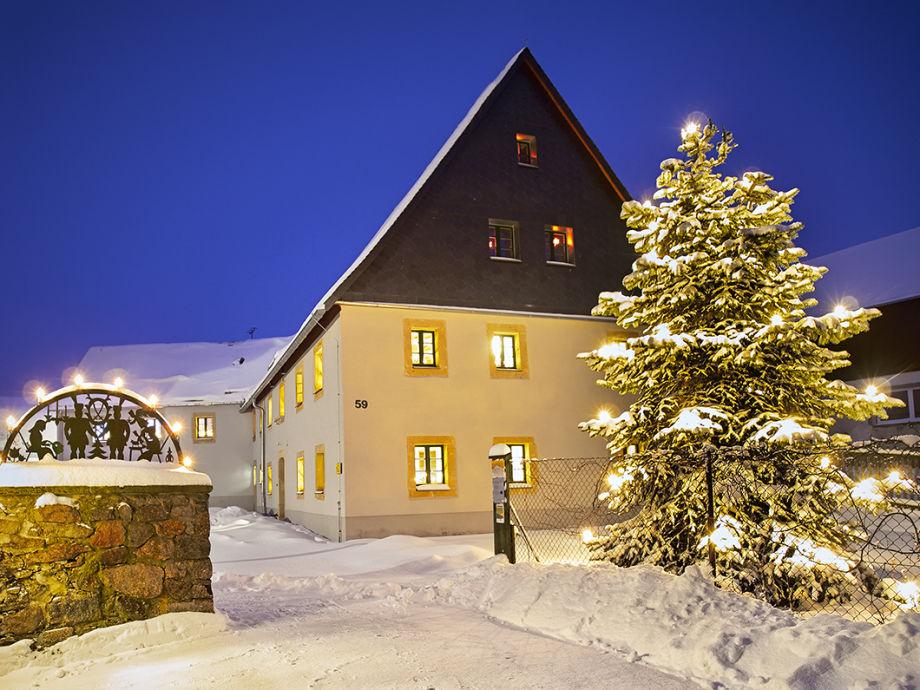 Winter im Lichterglanz