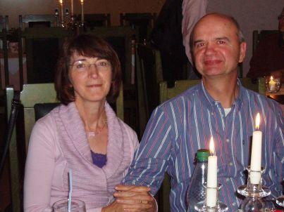 Ihr Gastgeber Udo und Helga Herm