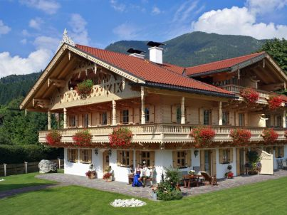 Zugspitz im Ferienhaus Grasegger