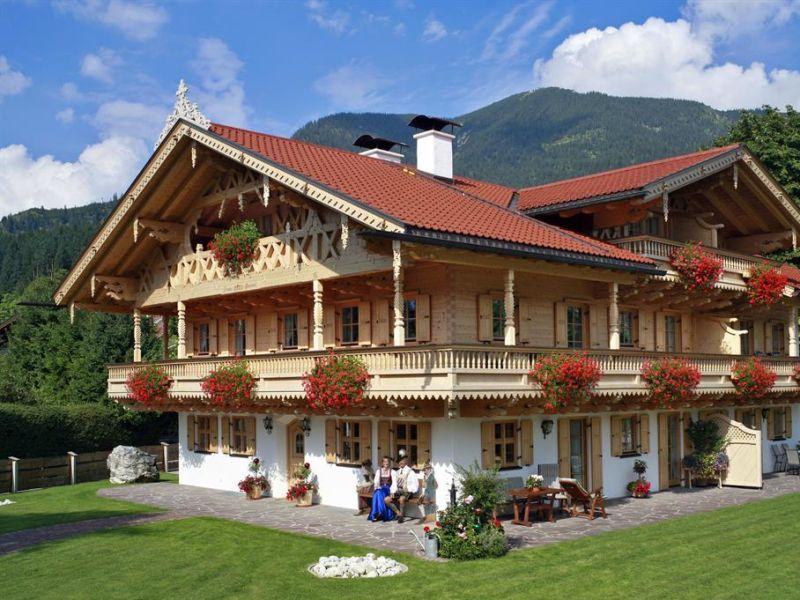 Holiday apartment Zugspitz im Ferienhaus Grasegger
