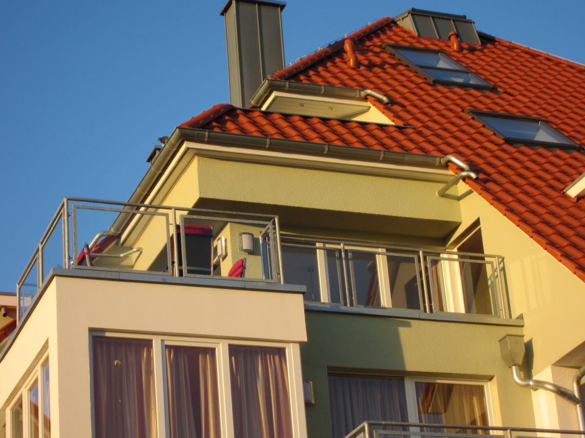 Ferienwohnung Penthouse Seeadler, Lübecker Bucht - Birgit Wallburg