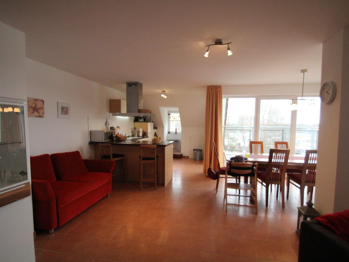 ferienwohnung penthouse seeadler l becker bucht birgit wallburg. Black Bedroom Furniture Sets. Home Design Ideas