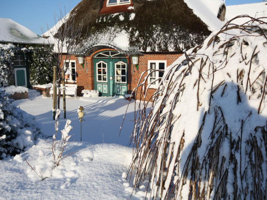 Im Winter...