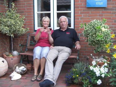 Ihr Gastgeber Marion & Werner Jacobsen