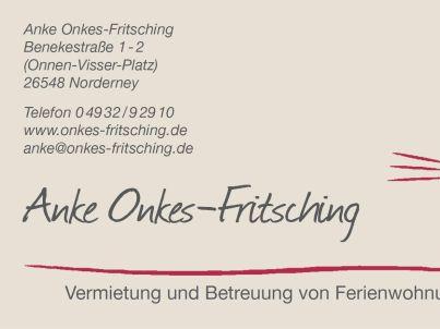 Ihr Gastgeber Anke Onkes-Fritsching
